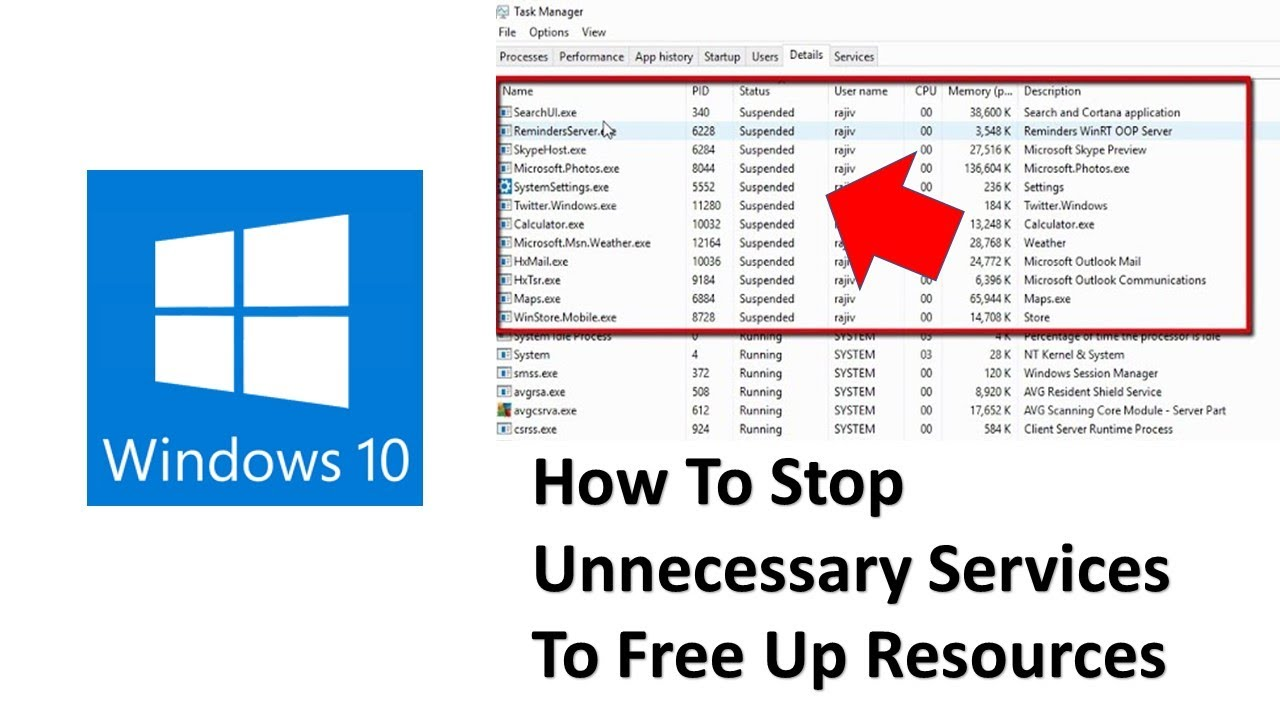 How To Stop Universal Windows Platform Apps From Running In