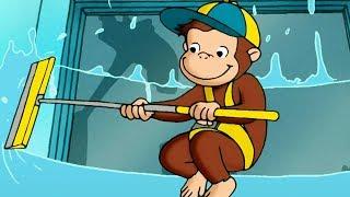 黄色い帽子のおじさんと田舎の別荘へやってきたジョージは、ひょんなこ...