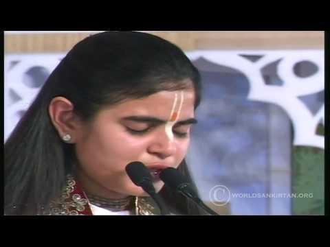 JAYATI TEDHIKAM || Peaceful Gopi Geet || गोपी गीत || Rajasthan Kota 18-09-2017 #DeviChitralekhaji