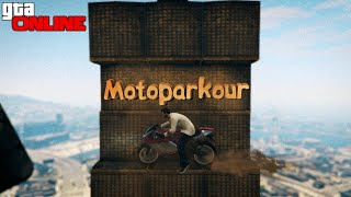 GTA5 Motoparkour GTA5_DX 17%