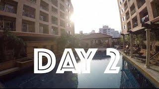 Tour de me Cassa and Tino | Day 2