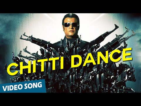 Chitti Dance Showcase Official Video Song | Enthiran | Rajinikanth | Aishwarya Rai | A.R.Rahman