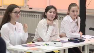 Фрагмент Открытого урока № 68. Русский язык, часть 1
