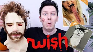 Buying The 9 Creepiest Things From Wish!