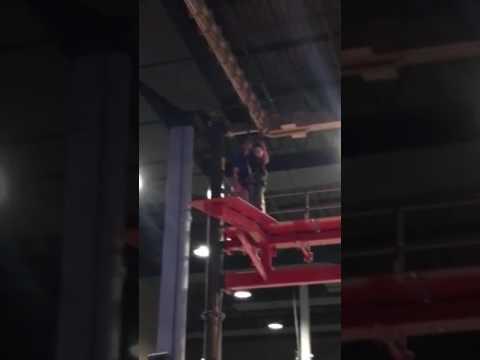 Zipline At Gizmos Fun Factory