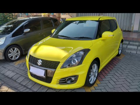 In Depth Tour Suzuki Swift Sport AT (2014) - Indonesia