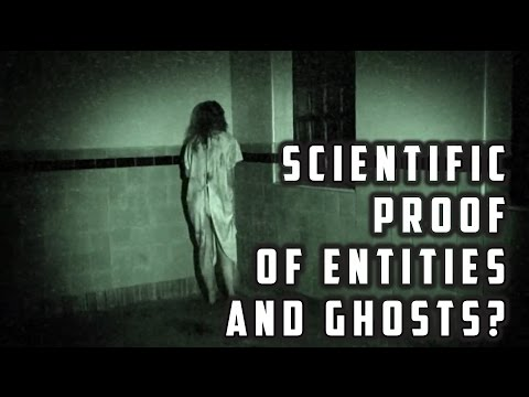 Scientific Proof of Entities and Ghosts - Thunder Energies Technology