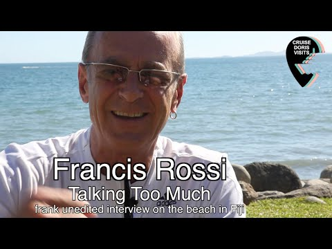 Francis Rossi - Exclusive Interview - new book - I Talk Too Much Mp3