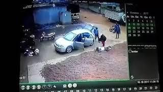 Côte d'Ivoire: Un braquage filmé à Sinfra, vingt millions auraient été emportés….