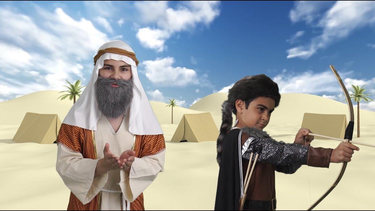 Torah Treasure Presents: Parsha Time - Vayerah