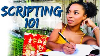 HOW TO SCRIPT📡📓✍🏾- Manifest ANYTHING Using Law of Attraction! ❤️🌈✨   @behatilife