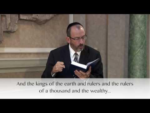 Dr. Baruch Korman: Revelation Chapter 6 Part 2 Chapter 7 Part 1