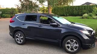 Honda CRV Remote Window Down & Remote Start