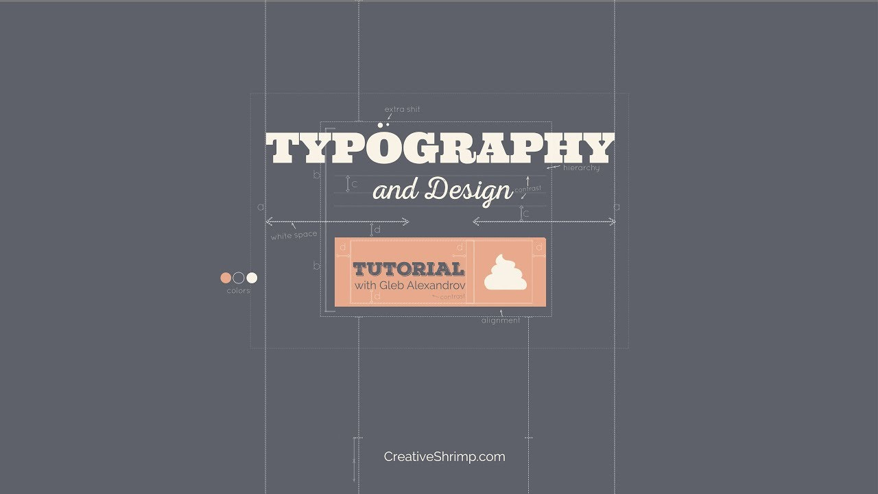 10 Typography and Design Tips for Beginners - YouTube