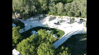 Camper Arena Budapest Ungarn & Fahrt mit der Bahn🚋in die Stadt mit dem Wohnmobil in Ungarn