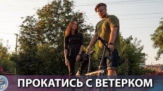 видео ЭЛЕКТРИЧЕСКИЙ ВЕЛОСИПЕД XIAOMI QICYCLE
