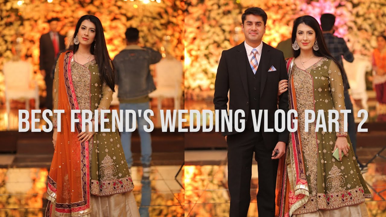 Download Best Friend's Wedding Vlog | Part 2 | Surprising My Husband For The First Time
