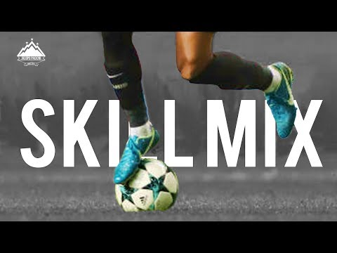 Ultimate Football Skills 2017/18 - Skill Mix #4 | 4K