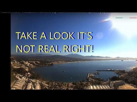 CRAZY TimeLapse ~  NIBIRU PLanet X - PROOF Manzanillo webcam Daily Watch NOw!! Nemesis System