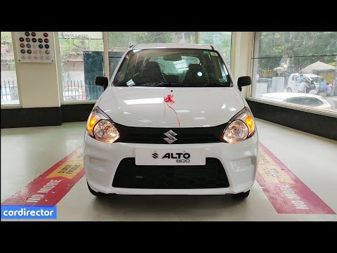 Maruti Suzuki Alto 800 2019   New Alto800 2019 Features   Interior & Exterior   Real-life Review