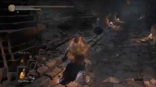 Dark Souls III feat Castlevania