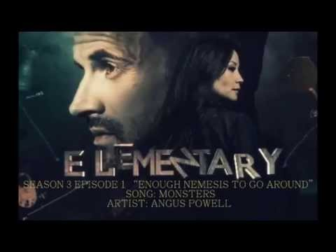 Elementary S03E01 - Monsters by Angus Powell