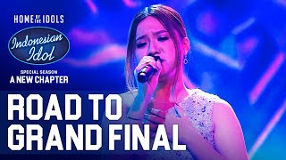 ANGGI - WHEN WE WERE YOUNG (Adele) - ROAD TO GRAND FINAL - Indonesian Idol 2021