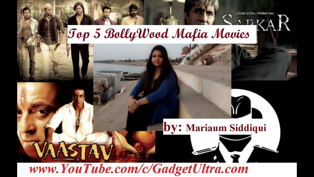 Top 5 BollyWood Mafia   Gangster   Don Movies New List