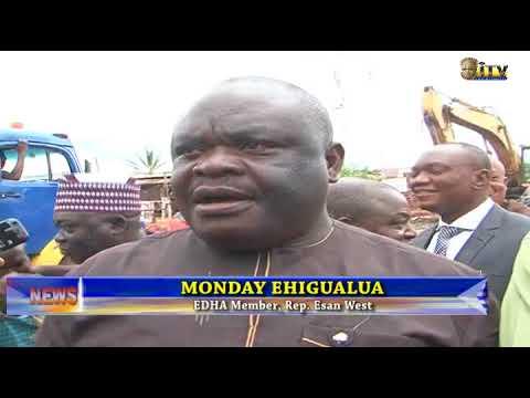 EDHA summons contractors handling Benin-Auchi Road
