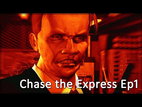 Chase The Express Ep1 - Once in a Blue Harvest