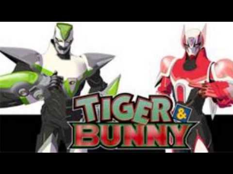 Tiger and Bunny OST 06