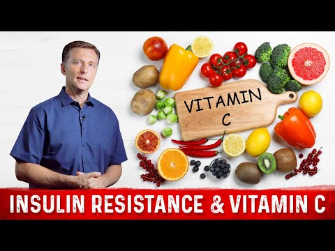 Insulin Resistance & Vitamin C Deficiency