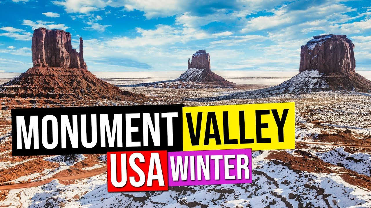 monument valley utah winter with snow road trip usa 4. Black Bedroom Furniture Sets. Home Design Ideas