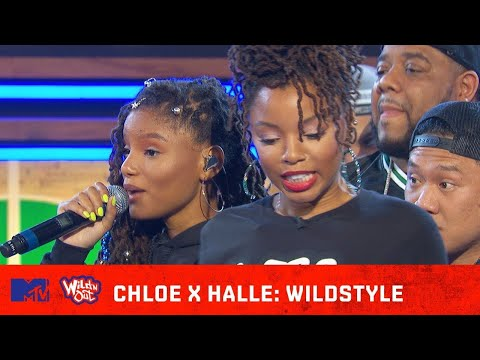 Chloe X Halle Check Nick Cannon On His Own Show 😲 | Wild N Out | #Wildstyle