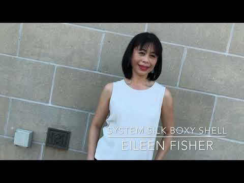 Shepherd's Finishing Touches -  Sunsetting Eileen Fisher System (September 2, 2019)