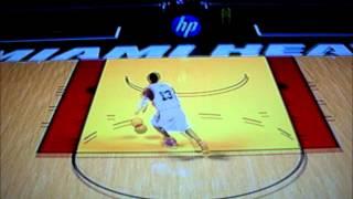 NBA 2k12 - enterradas xbox 360