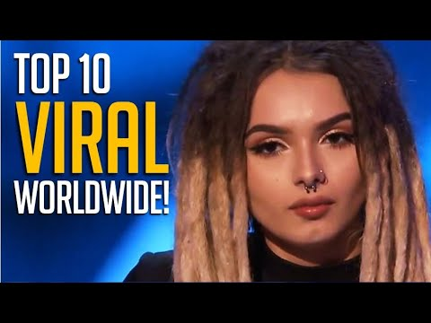 Top 10 Most VIRAL Singing Auditions of the Decade WORLDWIDE!