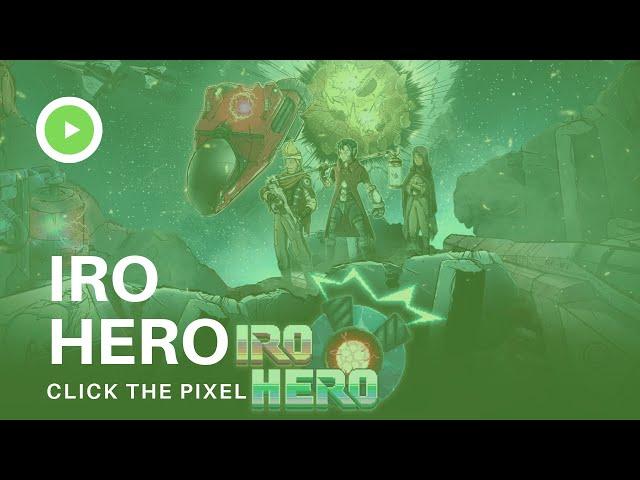 This is entertainment. Promo Iro Hero