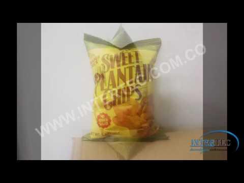 Empacadoras Verticales, para granos, granulados, polvos, líquidos y pastosos - INTERTEC