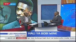 Robert Kyagulanyi (Bobi Wine) hayuko katika hali mbaya : Museveni