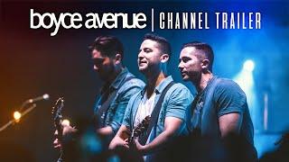 4 billion views thank you boyce avenue