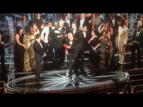Shocked Faces in La La Land over Oscar Charade SNAFU & French Sniper Feed Nationalist Movement