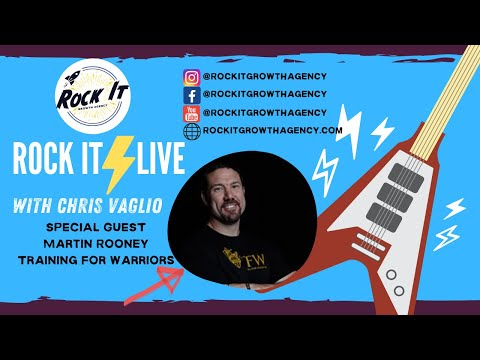 ROCK IT Live | Overcoming Fear and Becoming a ROCK STAR