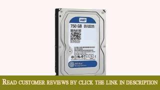 Details WD Blue 750GB Everyday PC Desktop Hard Drive: 3.5 Inch, SATA 6 Gb/s, 7 Product images
