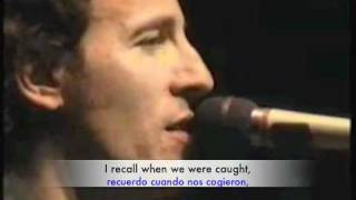 Bruce Springsteen - Chimes of Freedom sub ing esp