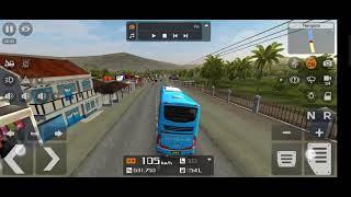 Bus Simulator Indonesia game Beethoven screenshot 4