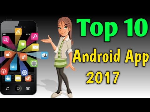 Top 10 best free android apps 2017 (Urdu Hindi)