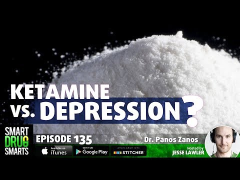 Episode 135- Treating Depression with Ketamine