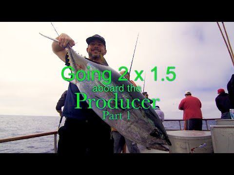 Going  2 X 1.5 2019 Aboard The Producer Part 1