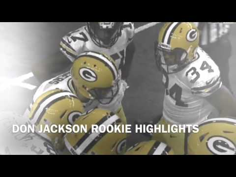 don jackson green bay packers rookie highlights youtube don jackson green bay packers rookie